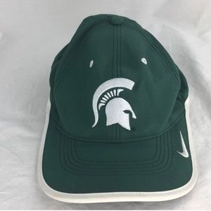 Nike Dri Fit Michigan State Spartans Hat